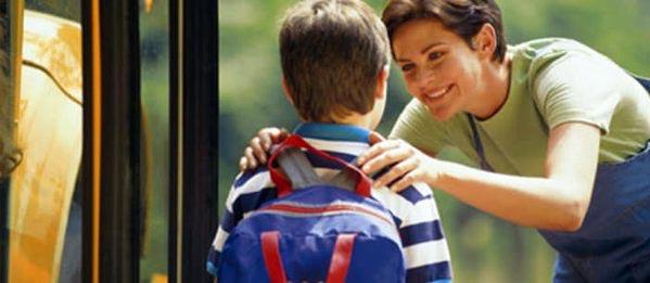 جدایی کودک از والدین