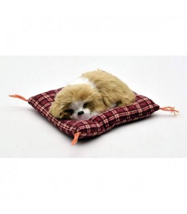 خرید عروسک سگ خوابالو با بالش مخصوص