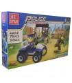 اسباب بازی ساختنی - طرح پلیس گنگستر